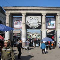 Bishkek guide to shopping, Osh Bazaar