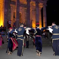 Yerevan guide and Armenia travel information, Garni Temple