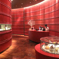 Beijing dining tips, Chapter all red at Conrad
