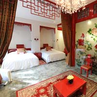 Beijing boutique hotels, Duge Courtyard Boutique Hotel