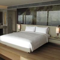 EAST is a Beijing hip hotel with style and minimalism