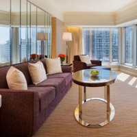Grand Hyatt's new look Grand Suites are brighter with lots of natural light