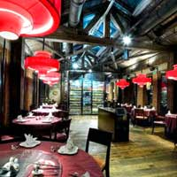Beijing nightlife and dining, Duck de Chine, for Peking Duck