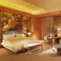 Beijing luxury hotels, Beijing Pangu 7 Star is a spacious Beijing conference hotel