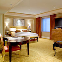 Beijing business hotels, St Regis