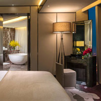 Four Seasons Guangzhou vs Mandarin, Deluxe Suite image