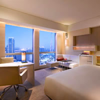 Top Guangzhou conference hotels, Grand Hyatt room