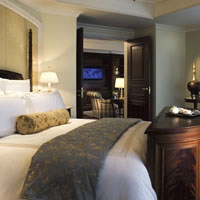 Best Guangzhou business hotels, Ritz-Carlton room