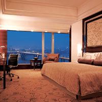 Guangzhou business hotels review, Shangri-La