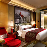 Best Guangzhou business hotels, Sofitel Superior room
