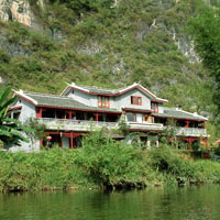 Yangshuo hotels review, Yangshuo Mountain Retreat is a charming hideaway