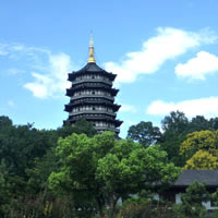 Hangzhou temples and pagodas