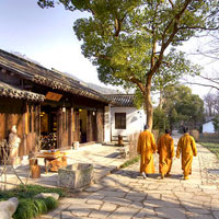 Amanfayun is a beautifully preserved China heritage hotel