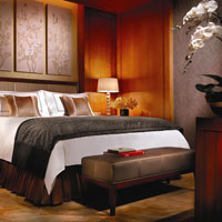 Hangzhou luxury hotels, Four Seasons suite