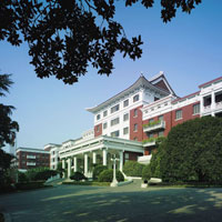 Hangzhou business hotels, Shangri-La