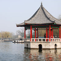 Qingdao fun guide, Daming Lake for strolls