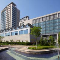 Qingdao business hotels for MICE, InterContinental