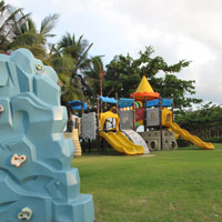 Wanda Vista is a kid-friendly hotel with several facilities