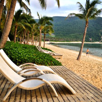 Sanya guide to beaches, Park Hyatt Sunny Bay