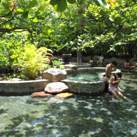 Sanya hotsprings and spa resorts, Pearl River Nantian Resort