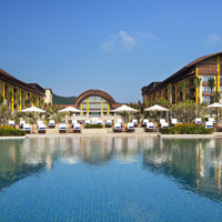 St Regis Sanya has good facilities for kids