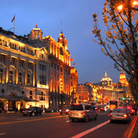 The best Shanghai shopping for designer brands is around the Bund area