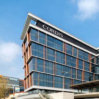 Corporate meetings in Shanghai Hongqiao at the modern Cordis