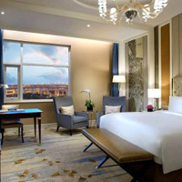 Best Shanghai Hongqiao business hotels, Sofitel suites are plush