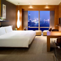 Shanghai business hotels, Hyatt on the Bund
