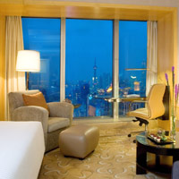 Shanghai business hotels, Le Royal Meridien