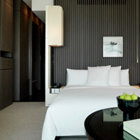 Shanghai business hotels, Park Room at the Park Hyatt