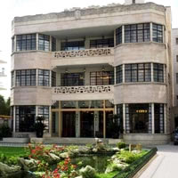 Shanghai boutique hotels, art deco Pei Mansion