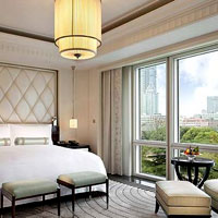 Shanghai business hotels, Peninsula suite