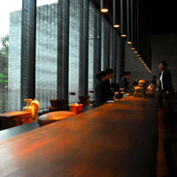 Shanghai boutique hotels, The PuLi's Long Bar