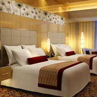 New Shanghai business hotels, Renaissance Putuo room