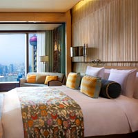 Shanghai business hotels, Ritz-Carlton Pudong