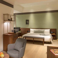 Shanghai luxury hotels review, Sukhothai style