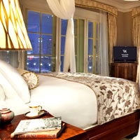 Shanghai heritage hotels, Waldorf Astoria on the Bund room