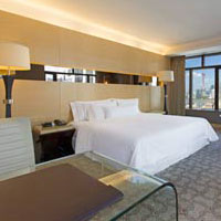 Shanghai business hotels, Westin Bund Grand Deluxe