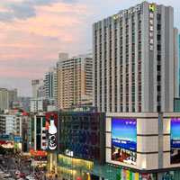Hyatt Place Shenzhen offers value for small meetings and leisure