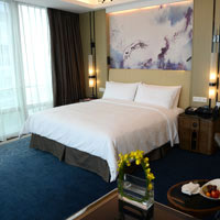 Shenzhen MICE venues, JW Marriott Bao'an, stylish room