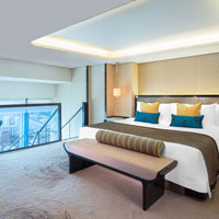 Best Shenzhen business hotels, St Regis Allure Suite