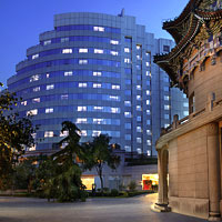 Xian business hotels, Sofitel Xian on Renmin Square