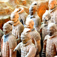 Xian guide, terracotta warriors