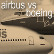 Airbus Vs Boeing, we compare the A380 and the B787 Dreamliner