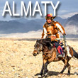 Almaty fun guide