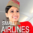 Asia's small airlines and budget carriers