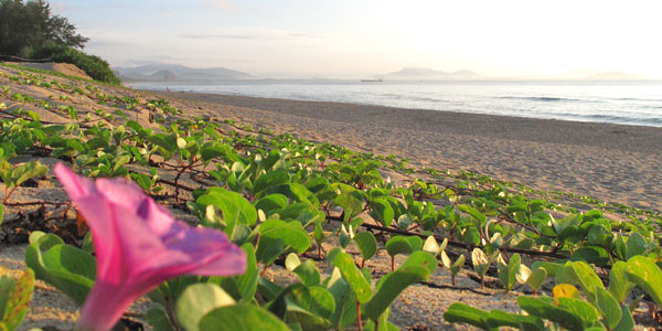 Glorious sunrise along Haitang Bay - Sanya fun guide for families and romantics