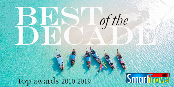 Top Asian brands over the past decade 2010-2019 - Smart Travel Asia reader polls and feedback
