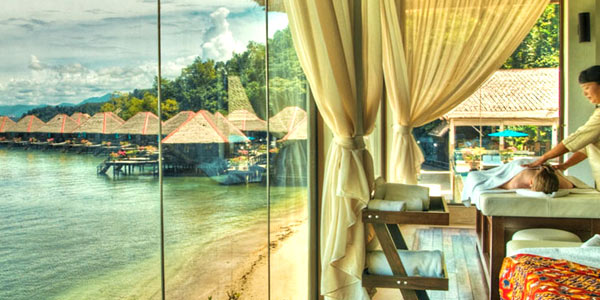 Best Malaysia spas and resorts for a wellness holiday - Gayana Eco Resort, Sabah